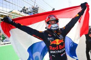 Max Verstappen vainqueur du Grand Prix des Pays-Bas de F1